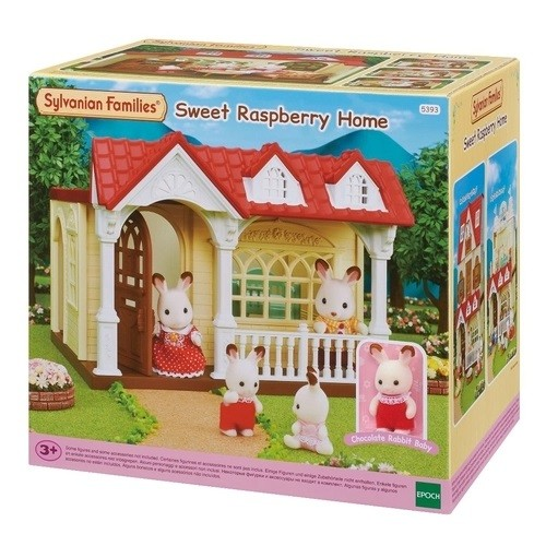 Casa Doce Framboesa Sylvanian Families  5393P  Epoch
