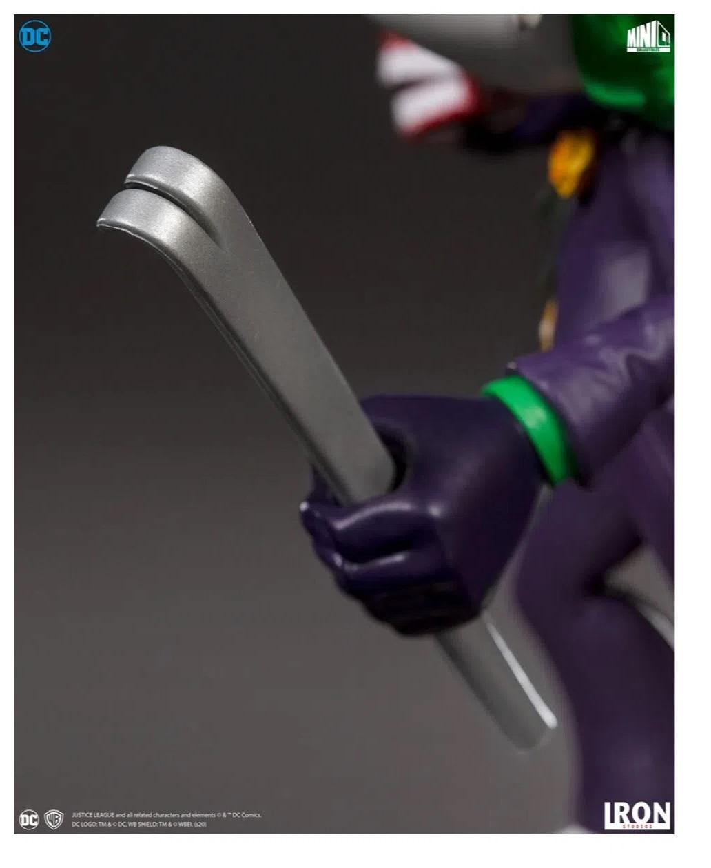 Coringa Iron Studios Joker DC - Minico