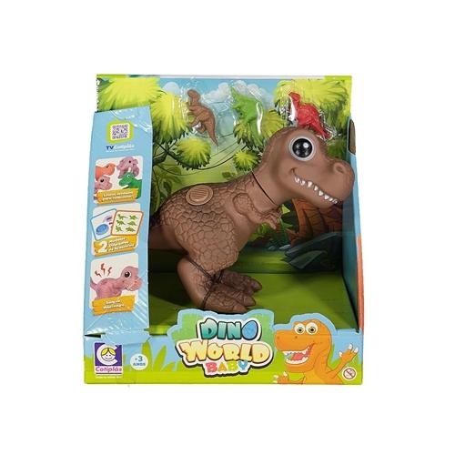 Dino World Baby Com som - Cotiplás