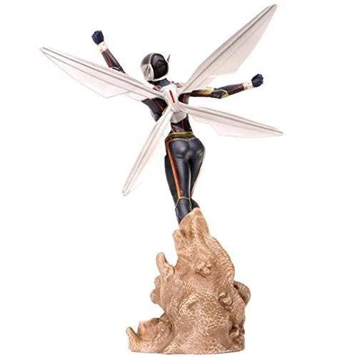 Estátua Vespa Homem Formiga e Vespa PVC Diorama - Diamond Gallery