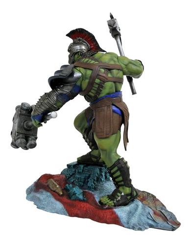 Estátua Hulk Gladiador PVC Diorama Marvel  - Diamond Gallery