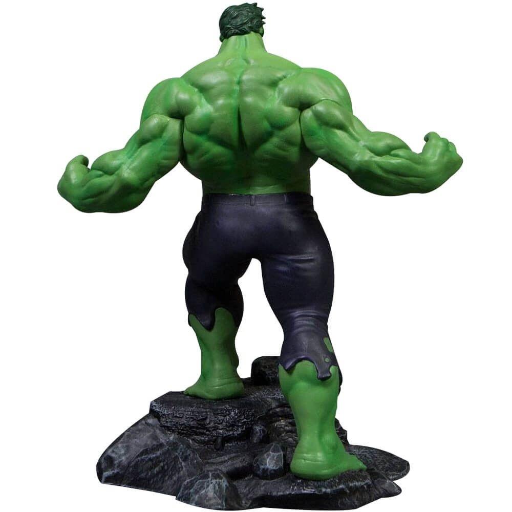 Estátua O Incrível Hulk Marvel - Diamond Gallery