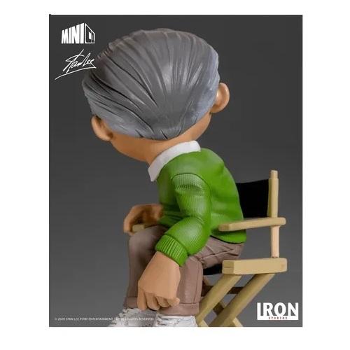 Estátua Stan Lee Iron Studios MF0023 - Minico