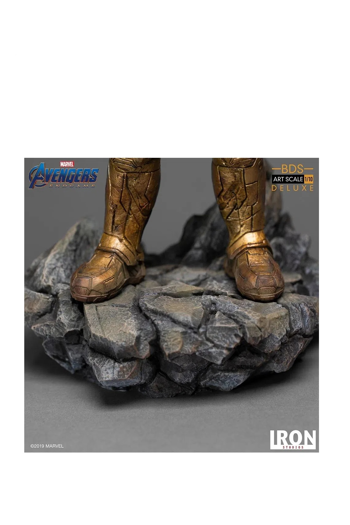 Estátua Thanos Black Order - Avengers: End Game - Art Scale 1/10 - Iron Studios