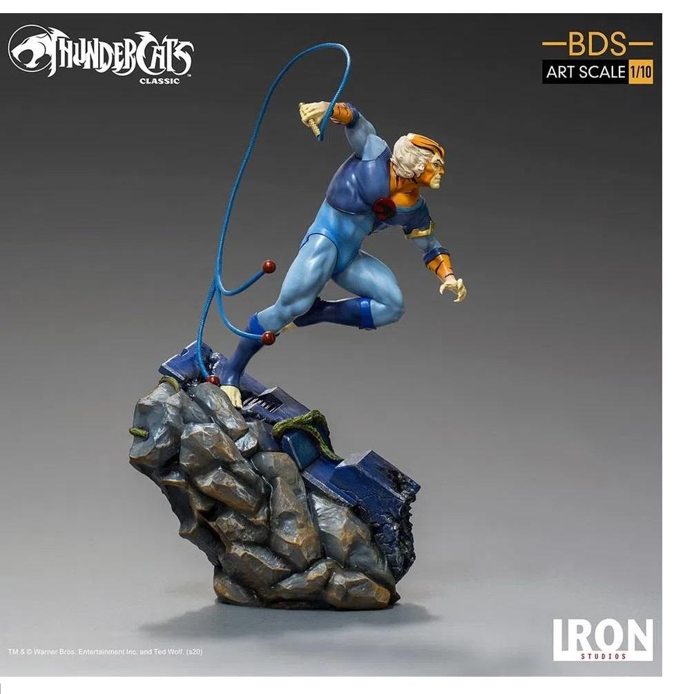 Estátua Tygra Bds 1/10 Art Scale - Thundercats Iron Studios