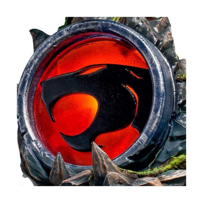 Estátua Wilykit e Wilykat BDS 1/10 Art Scale Deluxe - Thundercats Iron Studios