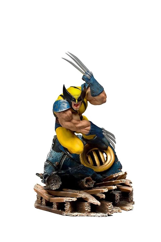 Estátua Wolverine Marvel Comics Art Scale 1/10 - Iron Studios