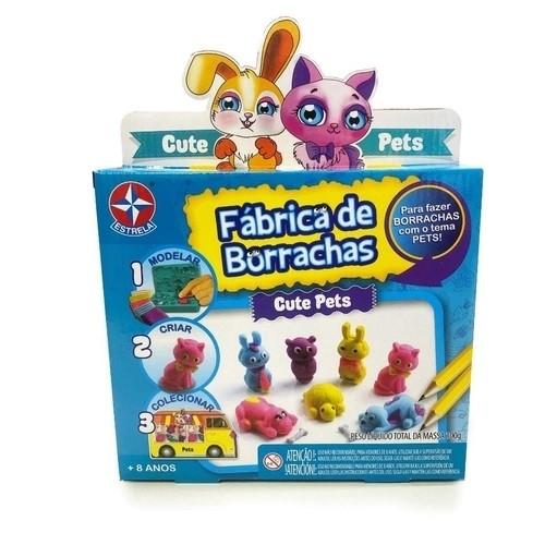 Fábrica de Borracha Cute Pets Estrela