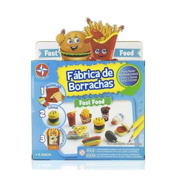 Fábrica de Borracha Fast Food - Estrela