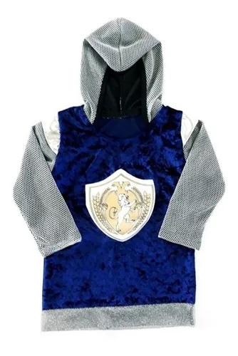 Fantasia Infantil Cavaleiro Medieval Anjo Fantasias