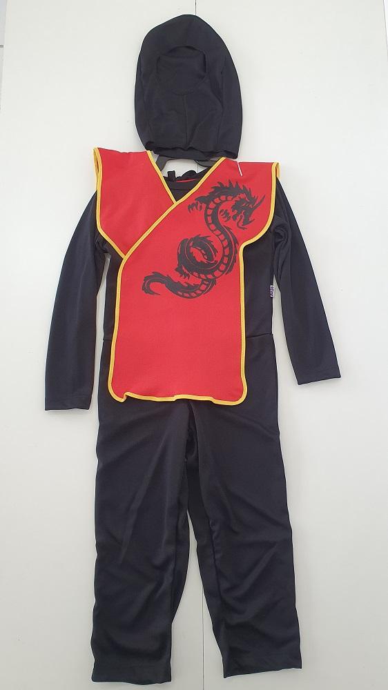 Fantasia Infantil Ninja Ref: 037 Anjo Fantasias