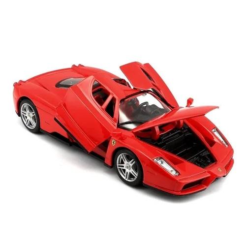 Ferrari Enzo Ferrari Bburago Race & Play escala 1/24