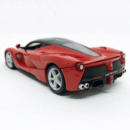 Ferrari LaFerrari Bburago Race & Play escala 1/24