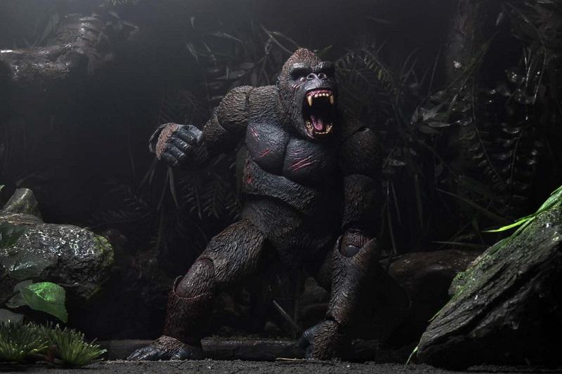 Figura King Kong Classico 7 Polegadas - Neca