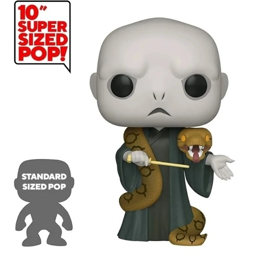 Funko Pop! Big Size! Harry Potter Lord Voldemort (109)