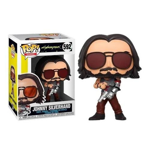 Funko Pop Cyberpunk 2077 Johnny Silverhand (592)