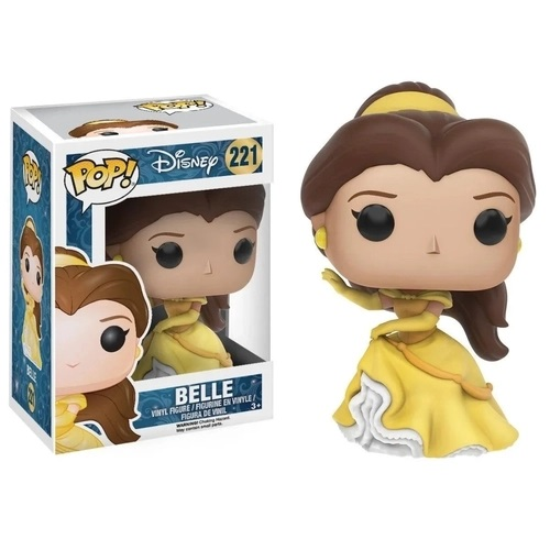 Funko Pop Disney Bela e a Fera - Bela (221)