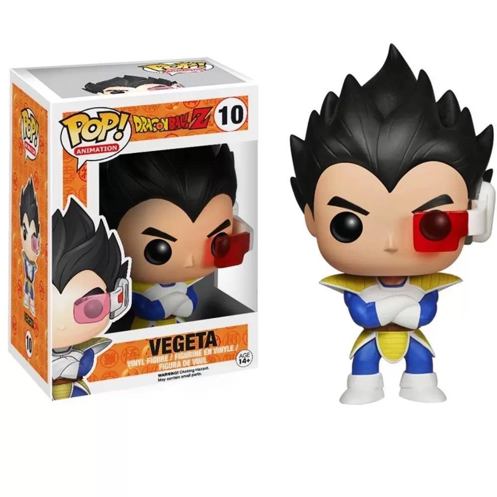 Funko Pop Dragon Ball Z Vegeta (10)