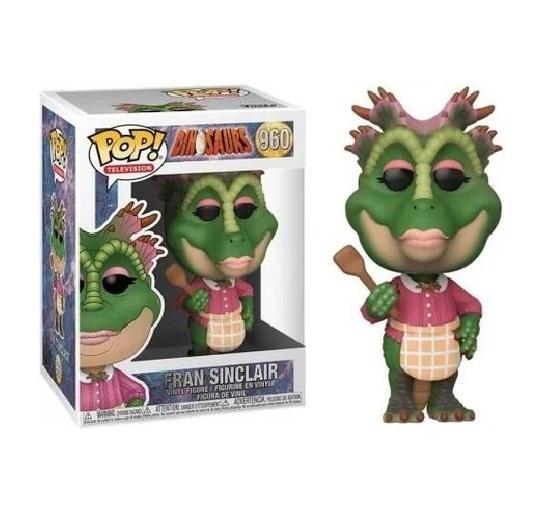 Funko Pop Familia Dinossauro Fran Sinclair (960)