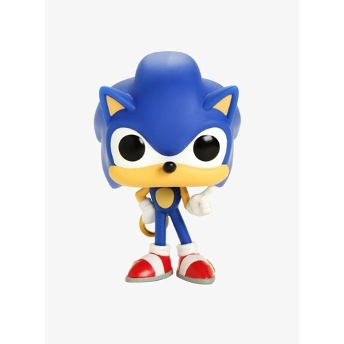 Funko Pop! Games Sonic The Hedgehog With Ring (283)
