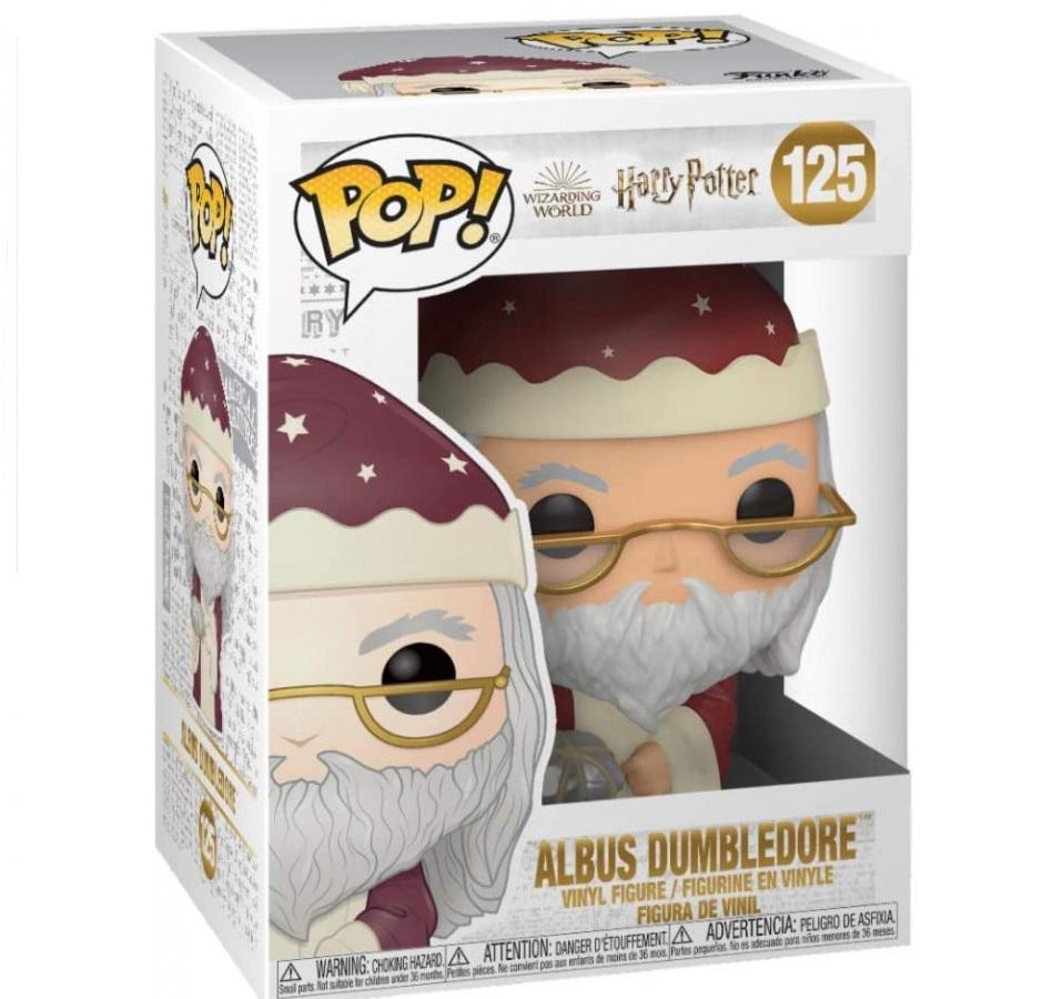 Funko Pop Harry Potter Albus Dumbledore (125)