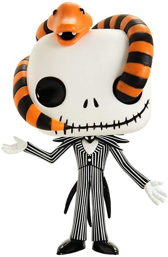 Funko Pop Jack Esqueleto (717)