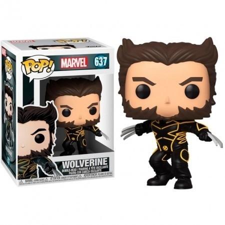 Funko Pop Marvel X-men Wolverine (637)