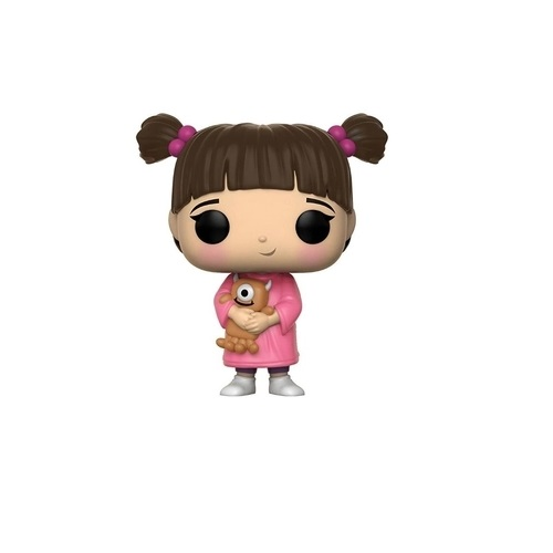 Funko Pop Monsters S.A Boo (386)