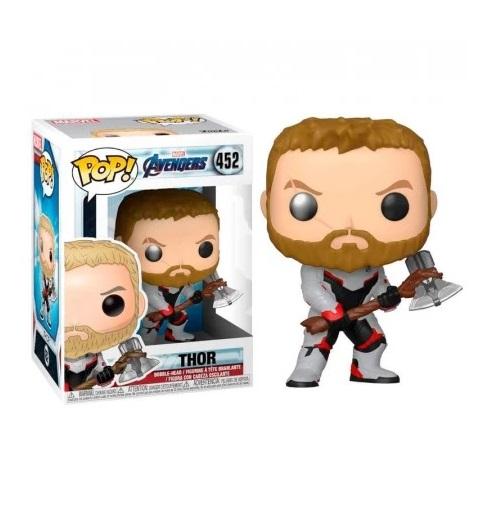 Funko Pop Vingadores Ultimato Thor (452)