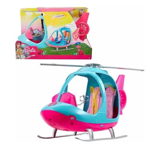 Helicóptero da Barbie FWY29 - Mattel