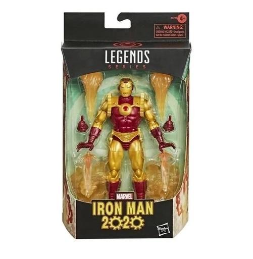 Iron Man 2020 Homem De Ferro 2020 Marvel Legends Hasbro