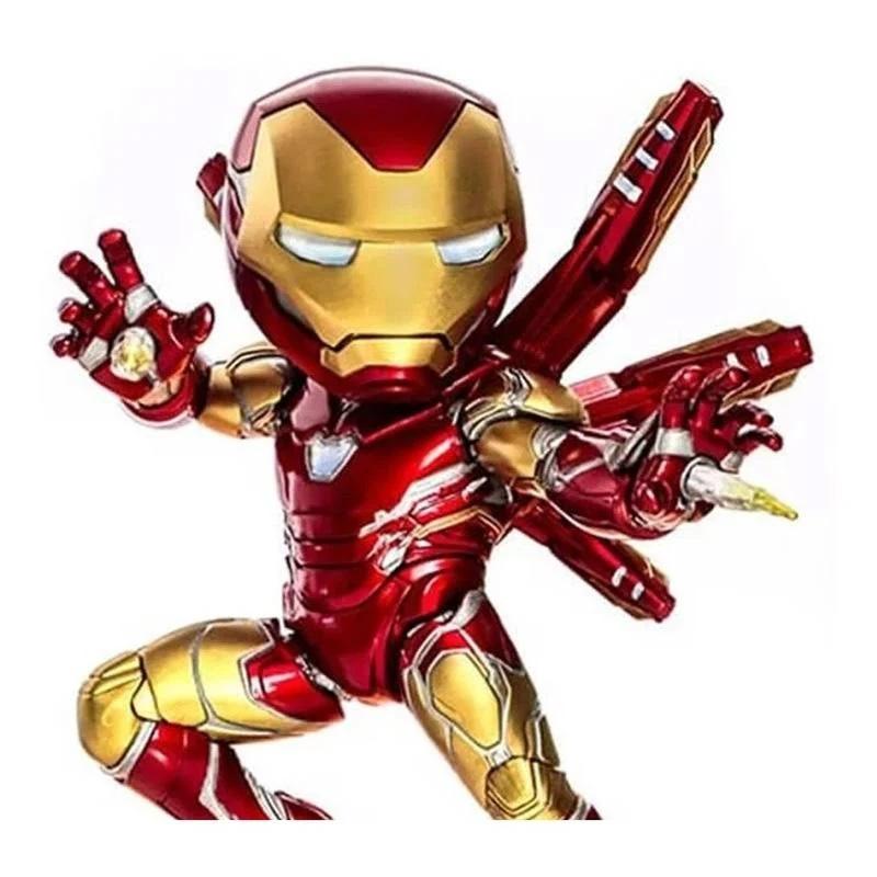 Iron Studios Marvel Vingadores Ultimato Homem de Ferro - Minico