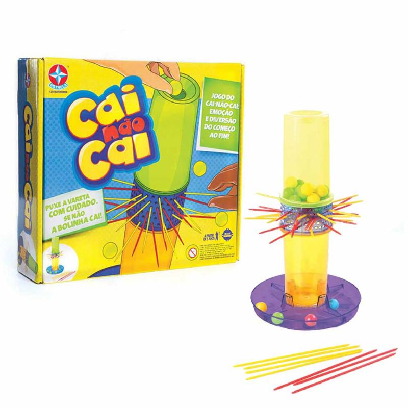 Jogo Cai Não Cai Estrela 1201607000008