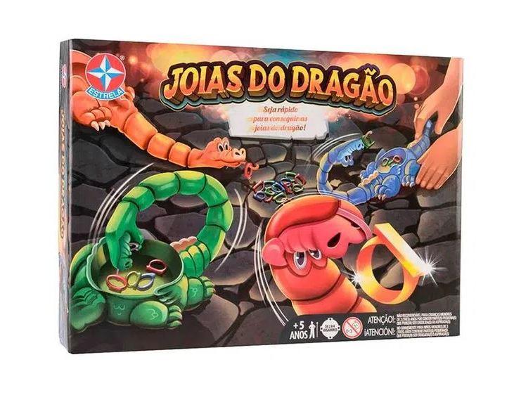 Jogo Jóias do Dragão Estrela
