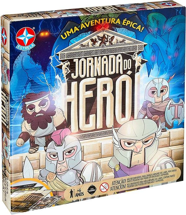 jogo Jornada do Herói - Estrela