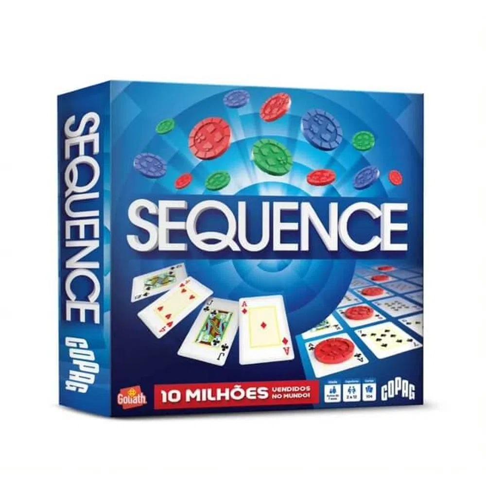 Jogo Sequence Copag