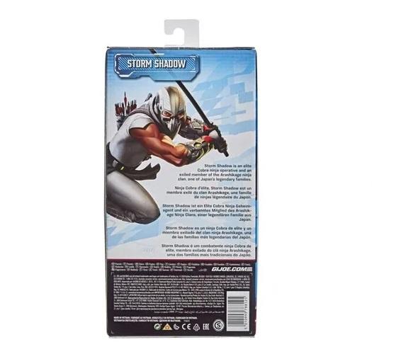 Kit 03 Bonecos Comandos em Ação G.I. JOE  25 cm - Hasbro