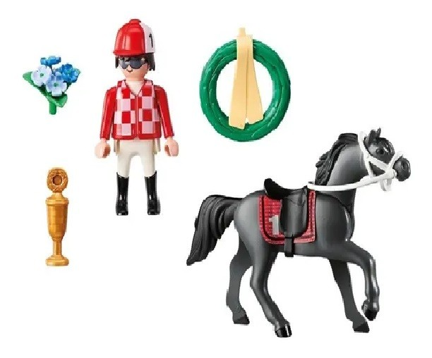 Kit 04 Pacotes Playmobil Soft Bags Country - Sunny