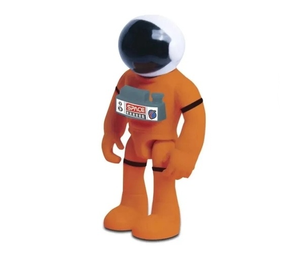 Kit Astronautas com Luz e Som - Fun Brinquedos