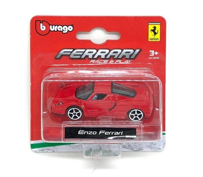Kit Ferrari 430 Scuderia + Enzo Ferrari + 599 GTO Race & Play escala 1/64