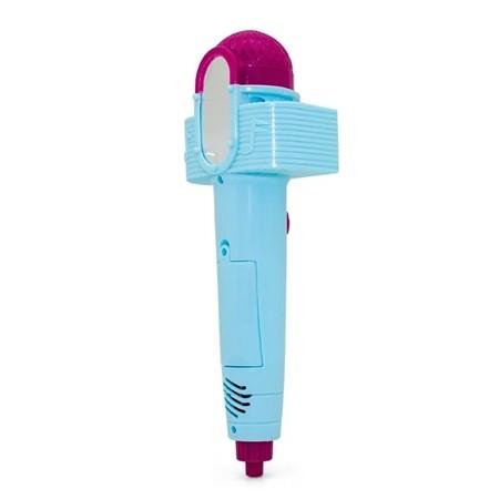 Kit Frozen Microfone Frozen 2 - Toyng e  Maquiagem Infantil Anna - View Cosméticos
