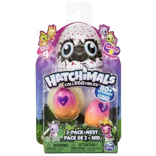 Kit Hatchimals Pixies e 2 Hatchimals CollEGGtibles - Sunny