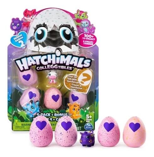Kit Hatchimals Pixies e Hatchimals CollEGGtibles - Sunny