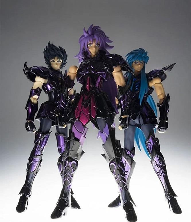 Kit Surplice Broken Set Saint Seiya Cloth Myth EX Bandai