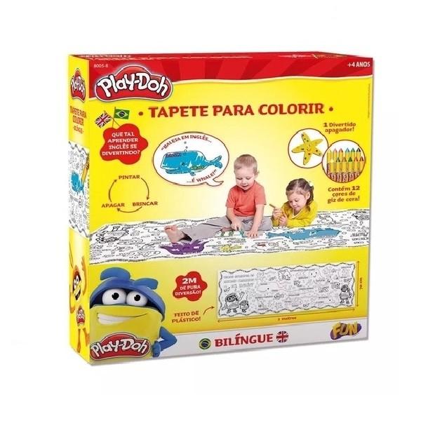 Kit Tapete Para Colorir, Massa Eva e Massa Areia