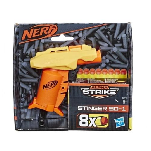 Lançador de Dardos Nerf Alpha Strike  - Hasbro