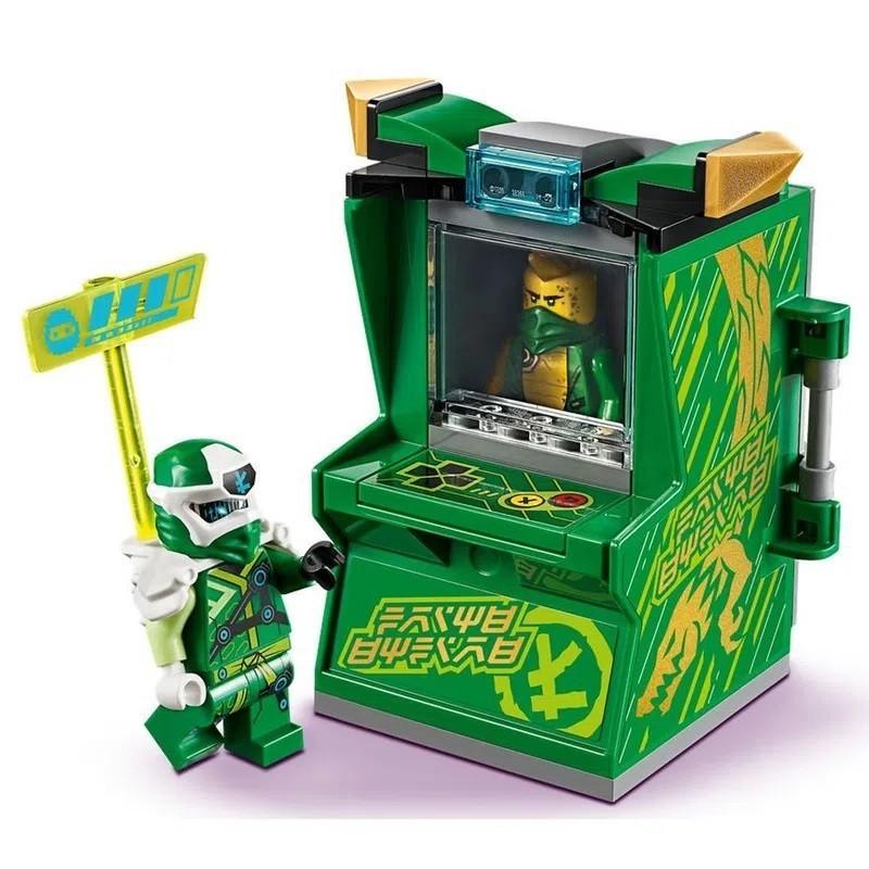 Lego Ninjago Lloyd Avatar 71716