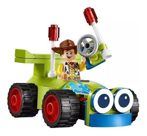 Lego Toy Story 4 69 Peças Woody e Rc 10766