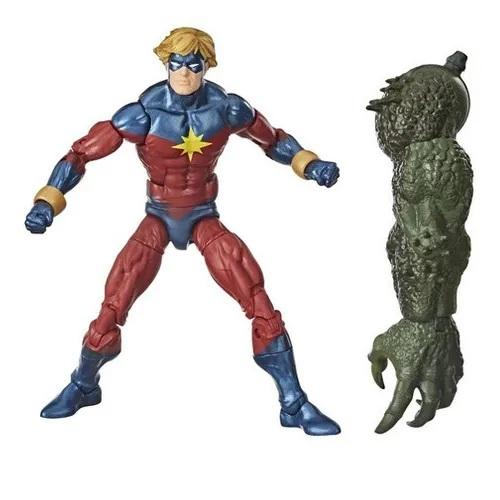 Mar-vell Build a Figure Marvel Legends - Hasbro