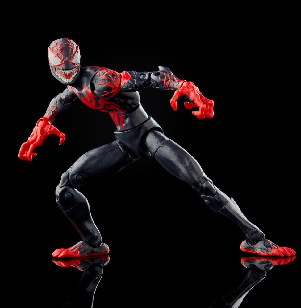 Miles Morales Spider-man Maximum Venom Marvel Legends Hasbro